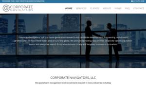 Corporate Navigators - Recruitment Research