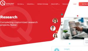 IQ Talent Partners - Recruitment Research