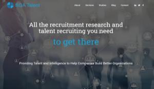 SGA Talent - Recruitment Research