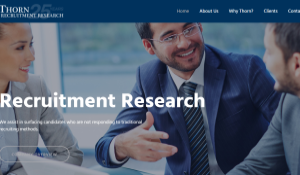 Thorn Network - Recruitment Research