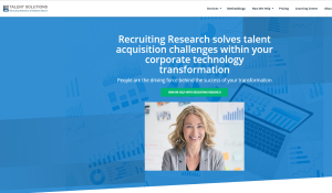 b2 Talent Solutions - Recruitment Research